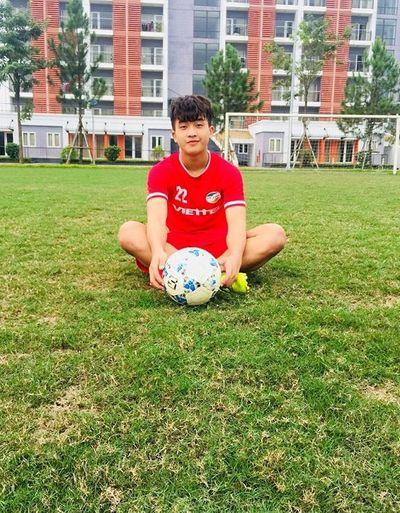 """Dàn """"nam thần"""" mới nổi của U23 Việt Nam: Đã đá bóng hay lại đẹp trai không kém thần tượng Kpop - ảnh 1"""