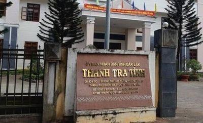 Đắk Lắk: Khởi tố cán bộ Thanh tra tỉnh tham gia đánh bạc - ảnh 1