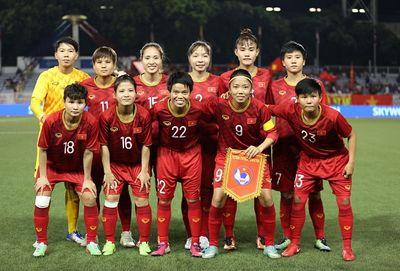 Xác định đối thủ của tuyển nữ Việt Nam tại vòng play-off Olympic Tokyo 2020 - ảnh 1