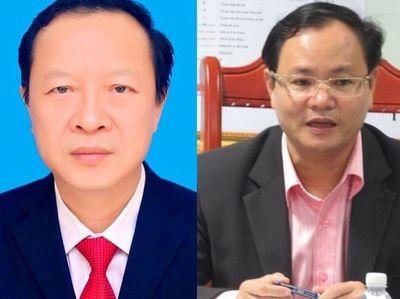 Thủ tướng ký quyết định bổ nhiệm 2 Thứ trưởng - ảnh 1