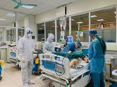 Tin tức thời sự mới nóng nhất hôm nay 25/3/2020: Tình hình sức khỏe của 3 bệnh nhân nhiễm Covid-19 nặng tại Việt Nam - ảnh 1