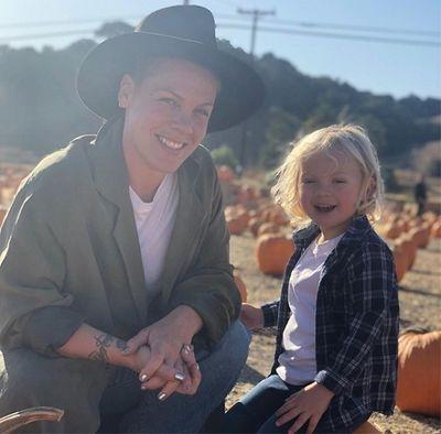 """Pink và con trai 3 tuổi xác nhận nhiễm Covid-19, kêu gọi mọi người """"hãy ở nhà"""" - ảnh 1"""