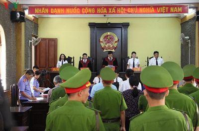 Sơn La mở lại phiên tòa sơ thẩm xét xử 12 bị cáo trong vụ gian lận thi cử THPT 2018 - ảnh 1