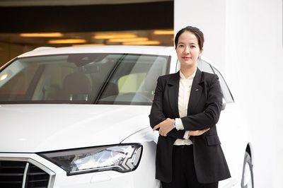 Audi Việt Nam có nữ Phó Tổng Giám đốc độ tuổi 8X - ảnh 1