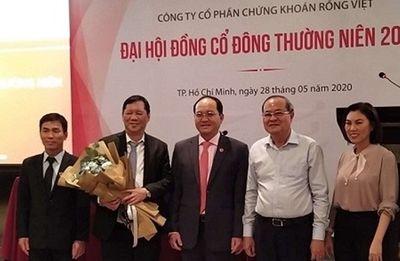Ông Trần Lệ Nguyên rời ghế Chủ tịch Chứng khoán Rồng Việt - ảnh 1