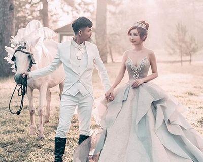 Tổ chức tiệc hoành tráng kỷ niệm 8 năm ngày cầu hôn vợ, đại gia Minh Nhựa khiến cộng đồng mạng xuýt xoa vì món quà xa xỉ - ảnh 1