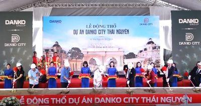 Tập đoàn Danko tăng vốn lên 800 tỷ đồng sau khi được chỉ định loạt dự án ở Thái Nguyên - ảnh 1