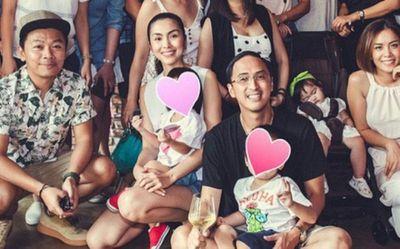 Tin tức giải trí mới nhất ngày 25/8/2019: Lần đầu Hà Tăng để lộ mặt con gái - ảnh 1