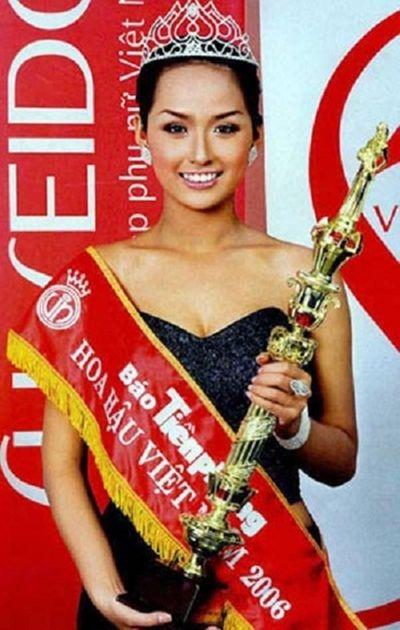 Điểm danh 9 hoa hậu xinh đẹp, giỏi giang xuất thân từ Đại học Ngoại Thương - ảnh 1