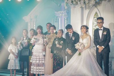 Cuộc sống sang chảnh, xa hoa của vợ hai đại gia Minh Nhựa khiến dân mạng trầm trồ - ảnh 1