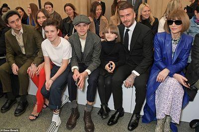 Con gái út Harper Beckham thần thái bất ngờ sau 7 tháng - ảnh 1