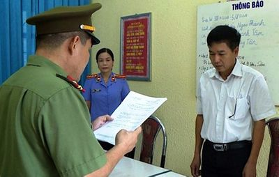 Hôm nay, xét xử cựu PGĐ Sở GD-ĐT Sơn La và 7 đồng phạm vụ sửa điểm thi - ảnh 1