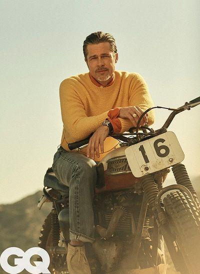 Brad Pitt chia sẻ những chiêm nghiệm về cuộc đời và hướng đi mới nếu dừng sự nghiệp diễn viên - ảnh 1