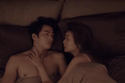 """Trailer phim """"Chị chị em em"""": Bỏng mắt cảnh nóng của Thanh Hằng và âm mưu khó hiểu của Chi Pu - ảnh 1"""
