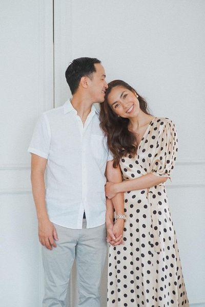 Tăng Thanh Hà nhân kỷ niệm 10 năm ngày cưới cùng dòng tâm sự chân thật - ảnh 1