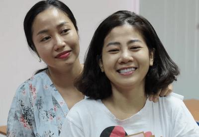 Diễn viên Mai Phương tiếp tục nhập viện vì ung thư phổi di căn vào tim - ảnh 1