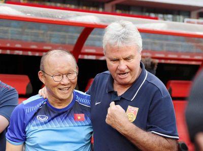 Tin tức thể thao mới nóng nhất ngày 8/9/2019: HLV Park Hang-seo gặp lại Hiddink trong trận U22 Việt Nam vs U22 Trung Quốc  - ảnh 1