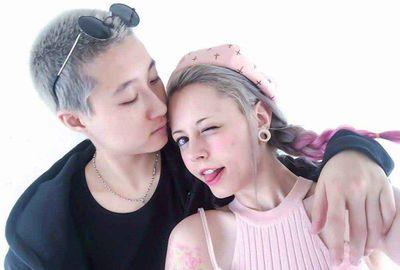 Con gái bị bỏ rơi của Thành Long: Từ quá khứ cô đơn đến hạnh phúc với người vợ đồng tính - ảnh 1