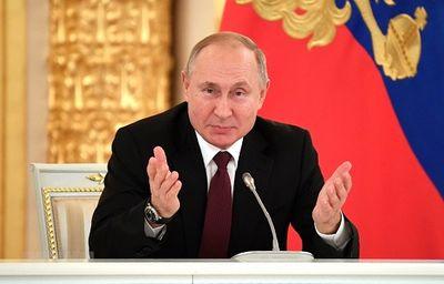 Tổng thống Nga Vladimir Putin đọc Thông điệp liên bang năm 2020 - ảnh 1