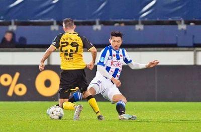 Đoàn Văn Hậu có cơ hội lớn lần đầu được ra sân tại giải vô địch quốc gia Hà Lan - ảnh 1