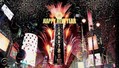Những phong tục đón năm mới thú vị trên thế giới - ảnh 1