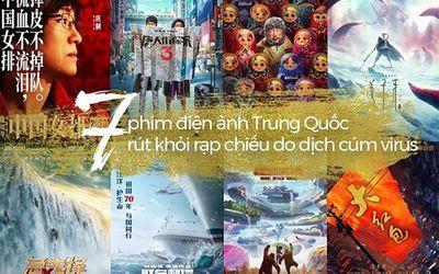 Tin tức giải trí mới nhất ngày 24/1: 7 phim Tết rút khỏi phòng vé Trung Quốc vì bệnh viêm phổi cấp - ảnh 1
