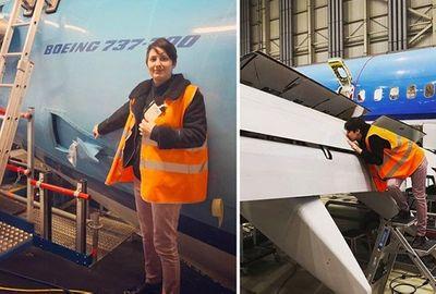 """Người phụ nữ Đức """"phải lòng"""" máy bay Boeing 40 tấn, quyết tâm kết hôn sau 6 năm hẹn hò - ảnh 1"""