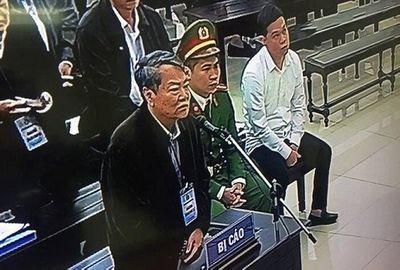 Cựu Phó chánh Văn phòng Đà Nẵng khóc nức nở trước tòa, sợ không qua khỏi trong tù - ảnh 1