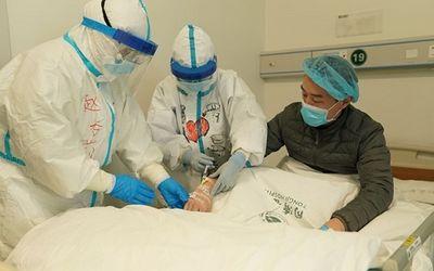 Tình hình dịch virus corona ngày 21/2: Thêm 411 ca nhiễm mới, 115 nạn nhân tử vong - ảnh 1