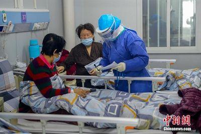 Mục sở thị bên trong bệnh viện chống dịch Covid-19 Hỏa Thần Sơn ở Vũ Hán - ảnh 1