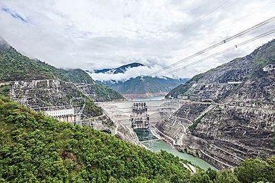 Những đập thủy điện lớn của Trung Quốc trên sông Mekong - ảnh 1