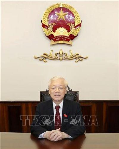 Tổng Bí thư, Chủ tịch nước Nguyễn Phú Trọng: Chung sức, đồng lòng để chiến thắng đại dịch COVID-19! - ảnh 1