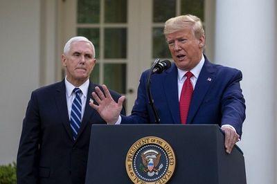 Tổng thống Donald Trump cảnh báo: 2 tuần tới sẽ rất đau thương - ảnh 1