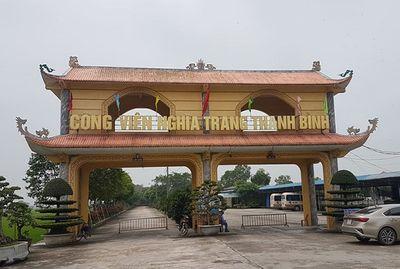 Băng nhóm Đường Nhuệ bảo kê dịch vụ hỏa táng ở Thái Bình - ảnh 1