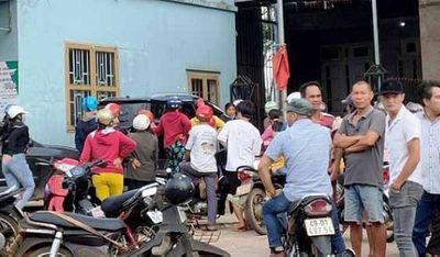 Vụ cháy xe bán tải ở Đắk Nông: Người chết là cháu vợ Bí thư xã - ảnh 1