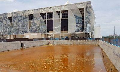 Giật mình khung cảnh hoang lạnh của những sân vận động từng diễn ra Olympic Rio 2016 - ảnh 1