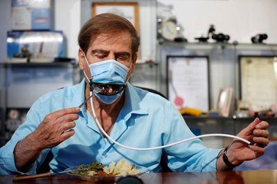 Tình hình dịch virus corona ngày 20/5: Israel sáng chế khẩu trang đặc biệt giúp ăn uống thoải mái - ảnh 1