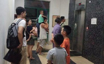 Hà Nội: Cháy chung cư lúc nửa đêm vì chủ căn hộ nấu đồ ăn quên tắt bếp - ảnh 1