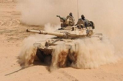 Tình hình chiến sự Syria mới nhất ngày 6/7: Khủng bố IS giao tranh ác liệt với quân đội Syria tại Badiya al-Sham - ảnh 1
