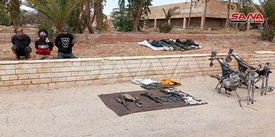 Tình hình chiến sự Syria mới nhất ngày 8/7: Quân đội Syria phục kích nhóm tay súng gần căn cứ đặc nhiệm Mỹ - ảnh 1