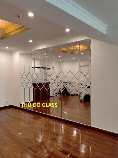 Gương Kính Thủ Đô - Thủ Đô Glass - Cái tên bảo chứng cho chất lượng - ảnh 1