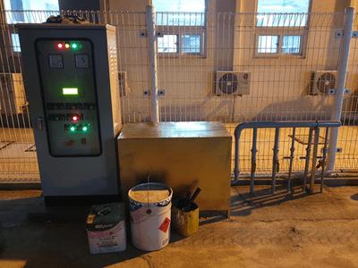 Hệ thống xử lý nước thải sinh hoạt chi phí rẻ - ảnh 1