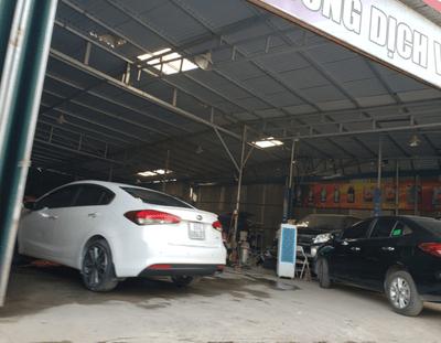 Phú Đô (Từ Liêm, Hà Nội): Cần xử lý các cơ sở sơn xe gây ô nhiễm môi trường - ảnh 1