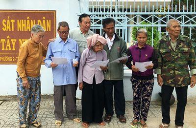 Vụ oan sai 40 năm ở Tây Ninh: Đang hoàn thiện hồ sơ đề nghị cấp kinh phí bồi thường - ảnh 1