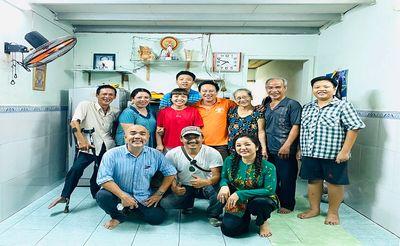 Khi nghệ sĩ Quốc Thuận, Thuý Nga, Cát Tường trở thành cầu nối cho tình thân gia đình - ảnh 1