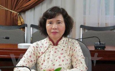 Truy nã cựu Thứ trưởng bộ Công Thương Hồ Thị Kim Thoa - ảnh 1