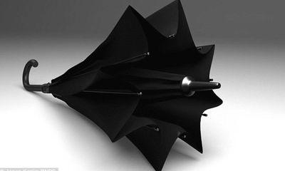 Thiết kế sáng tạo: Dù mở ngược Kazbrella