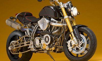 Những chiếc xe mô tô có giá cao ngất ngưởng