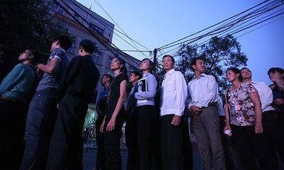 Lễ viếng Đại tướng Võ Nguyễn Giáp kéo dài hết đêm