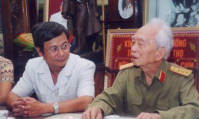 Nhớ lại cuộc trao đổi ân tình giữa Đại tướng Võ Nguyên Giáp với tập thể báo ĐS&PL